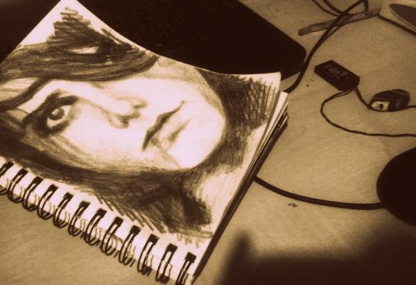 Gerard Way by Annabella